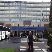 Photo taken at DoubleTree by Hilton Hotel Dublin - Burlington Road by Hakan T. on 5/10/2013
