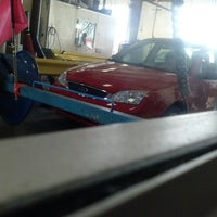 Photo taken at Emissions Testing Facility by MUNSON !. on 1/9/2013