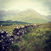 Photo taken at Glencoe Visitors Centre by Shanan on 9/1/2014