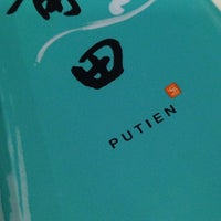 Photo taken at PUTIEN Restaurant 莆田菜馆 by Karen E. on 7/19/2014