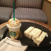 Photo taken at Starbucks by Massy love on 1/21/2013