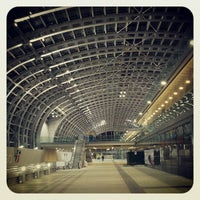 Photo taken at Stazione Torino Porta Susa by Davide F. on 1/18/2013
