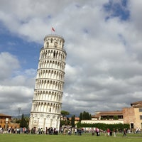 Photo taken at Tower of Pisa by Fiona . on 5/11/2013