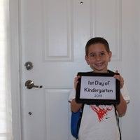 Photo taken at Embassy Creek Elementary by Michael K. on 8/19/2013