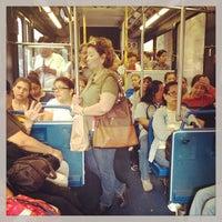 Photo taken at MDT Metrorail - South Miami Station by Gabriel on 4/29/2013