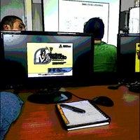 Photo taken at Diplomado Comunicación y Marketing Digital by Mario N. on 3/16/2013
