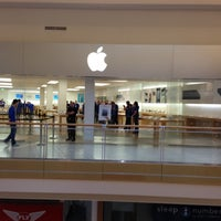 Photo taken at Apple International Plaza by Michael on 11/2/2012