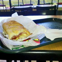 Photo taken at Subway by Le F. on 12/11/2012