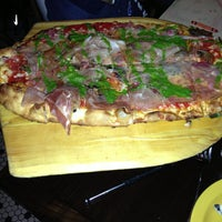 Photo taken at Pizza Antica by Timothy T. on 1/20/2013