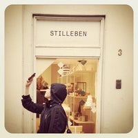 Photo taken at Stilleben Butik by Kristoffer K. on 6/29/2013