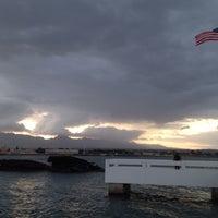Photo taken at USS Utah Memorial by Nikki on 5/4/2015