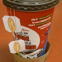 Photo taken at Tim Hortons by Bryson S. on 4/3/2014