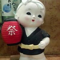 Photo taken at Saya Korean and Japanese Restaurant by Chris L. on 12/28/2012
