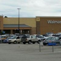 Photo taken at Walmart Supercenter by Jeff on 5/23/2016