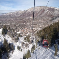 Photo taken at Silver Queen Gondola by James P. on 1/8/2013