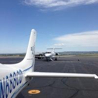 Photo taken at Billings Logan International Airport (BIL) by Amanda on 6/13/2013