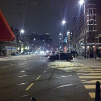 Photo taken at Metrostation Delfshaven by Robbert V. on 1/25/2013