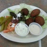 Photo taken at Al Basha Mediterranean Food & Grocery by Doxie C. on 4/7/2014