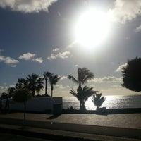 Photo taken at Avda De Las Playas by Mariano E. on 12/26/2012