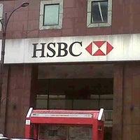 Photo taken at HSBC Bank by Zahari I. on 4/13/2013
