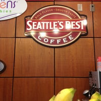Photo taken at Seattle's Best Coffee by Giselle on 5/28/2013