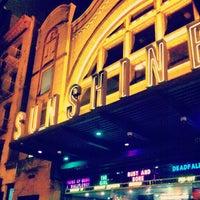 Photo taken at Landmark's Sunshine Cinema by LT 1. on 12/11/2012