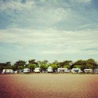 Photo taken at Camping Kufert by Dmitry G. on 10/8/2012