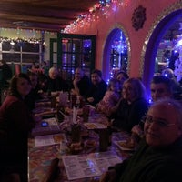 Photo taken at La Fiesta Patio Cafe by Debby B. on 12/21/2012
