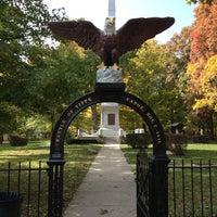 Photo taken at Tippecanoe Battlefield by Sloppy J. on 10/15/2012