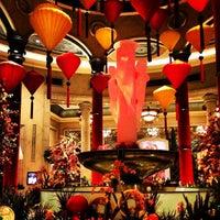 Photo taken at LAVO Italian Restaurant & Nightclub by Sheena on 2/23/2013