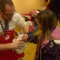Photo taken at Build-A-Bear Workshop by Janine G. on 12/28/2012