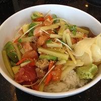 Photo taken at Sango Sushi by Lena on 11/19/2013
