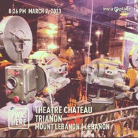 Photo taken at Theatre Chateau Trianon by paul K. on 3/10/2013