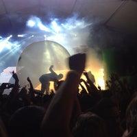Photo taken at Mt Smart Stadium by Tatiana C. on 11/30/2012
