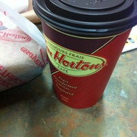 Photo taken at Tim Hortons by Gillian on 2/6/2013