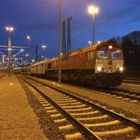 Photo taken at Aachen West Station by Tommy B. on 12/28/2015