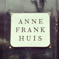 Photo taken at Anne Frank House by Jonathan S. on 10/13/2012