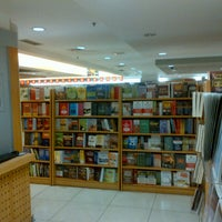 Photo taken at Gramedia by GEЯRY C. on 7/10/2013
