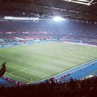 Photo taken at Ernst-Happel-Stadion by @swemeatballs78 on 6/7/2013