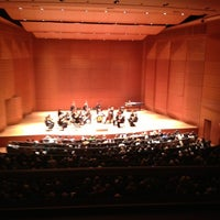Photo taken at Alice Tully Hall at Lincoln Center by MariaJulia on 2/3/2013