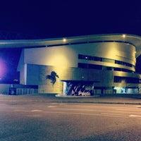Photo taken at Estádio do Dragão by John M. on 12/23/2012