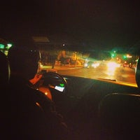 Photo taken at In an Uber by Timothy W. on 7/28/2013