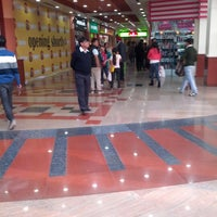 Photo taken at Spice World Mall by Piyush A. on 2/3/2013