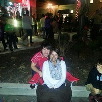 Photo taken at Downtown Rogers by Brock S. on 12/4/2012