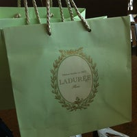 Photo taken at Ladurée by Oliver R. on 6/6/2013