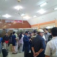 Photo taken at Juwata International Airport (TRK) by Adi W. on 6/5/2013