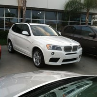 Photo taken at Fields BMW of South Orlando by Ronald G. on 4/25/2013