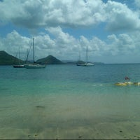 Photo taken at St. Lucia by Selen on 4/2/2014