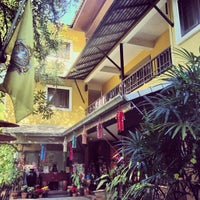 Photo taken at Thapae Boutique House by Gaurav M. on 1/7/2014