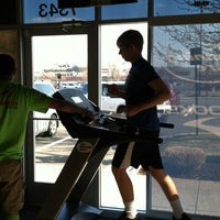 Photo taken at The Running Store by Tim C. on 3/30/2013